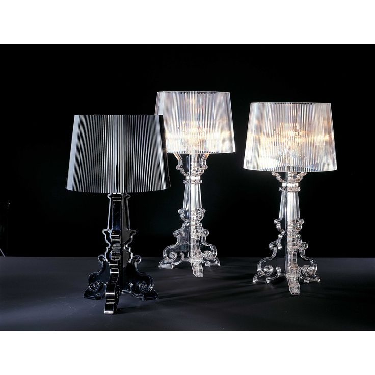 Bourgie - Kartell #lamp #design #modern #interior