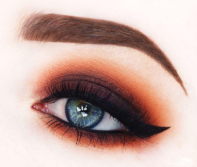 Viseart Eyeshadow Palette 04 Dark Matte Eyelook