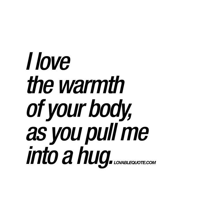 Romantic Love Quotes: Best 25+ Hug You Ideas On Pinterest