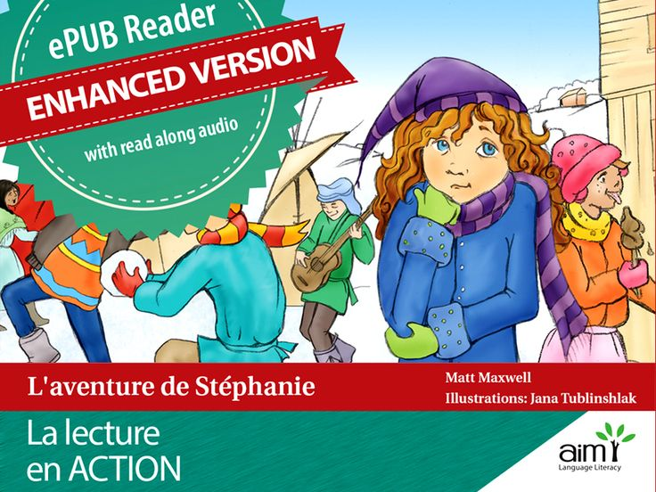 L'aventure de Stephanie - Stéphanie is an 11-year-old girl who is a resident of a small town in northern Quebec.  The town folk decide to put on a Festival du Voyageur. Stéphanie becomes bored with the cultural activities – the singing and dancing, the costumes, the sugaring off – and wanders down to the riverside, where she gets in one of the voyageurs' canoes. The canoe gets caught in the rapids