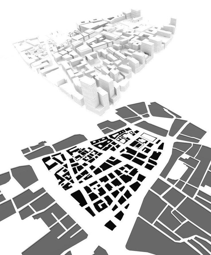 8 best Nolli Maps images on Pinterest Urban planning