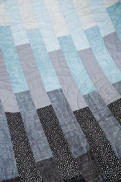 Additional Images of Move Over Quilt Kit by Mari Martin - ConnectingThreads.com