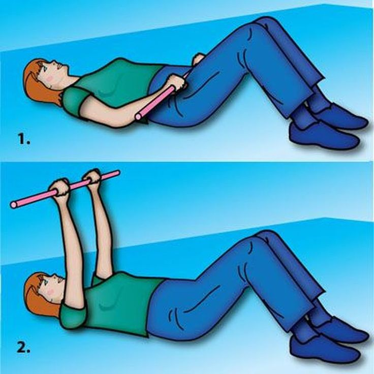 Arm Exercises After Breast Surgery for Strength and Flexibility