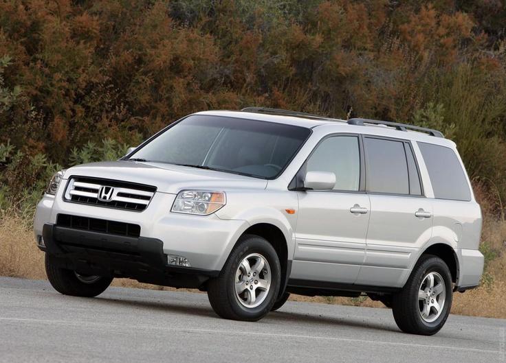 2007 Honda Pilot EX L 4WD