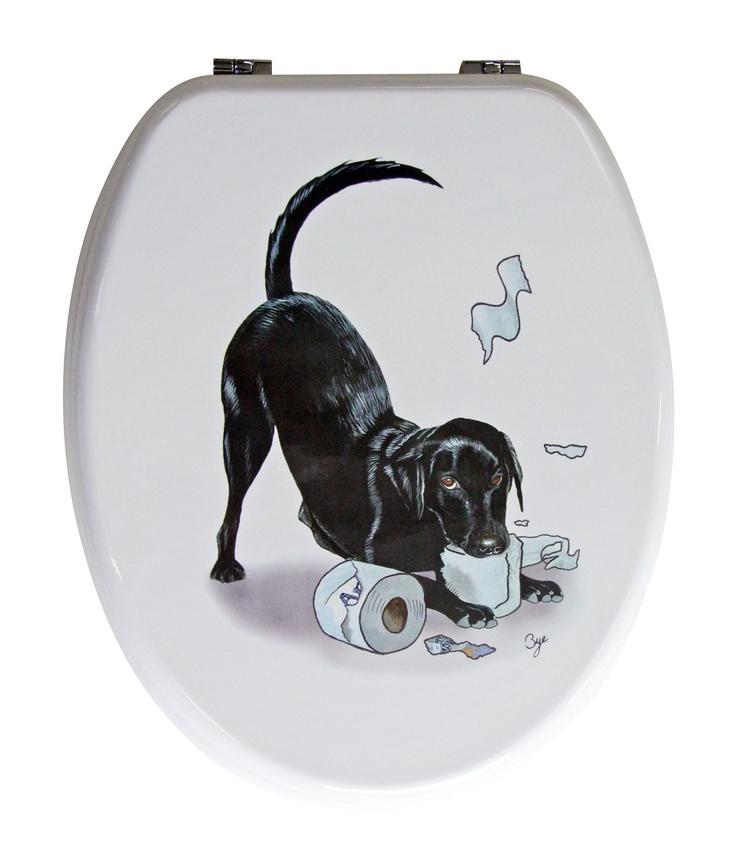 Elongated Toilet Seat Tattoos
