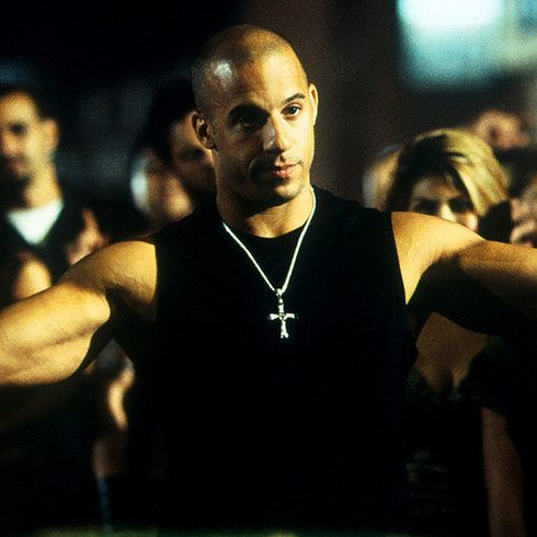 "Vin Diesel (Dominic Toretto) | This Is How Much The ""Fast And Furious"" Cast Has Changed Over The Years"