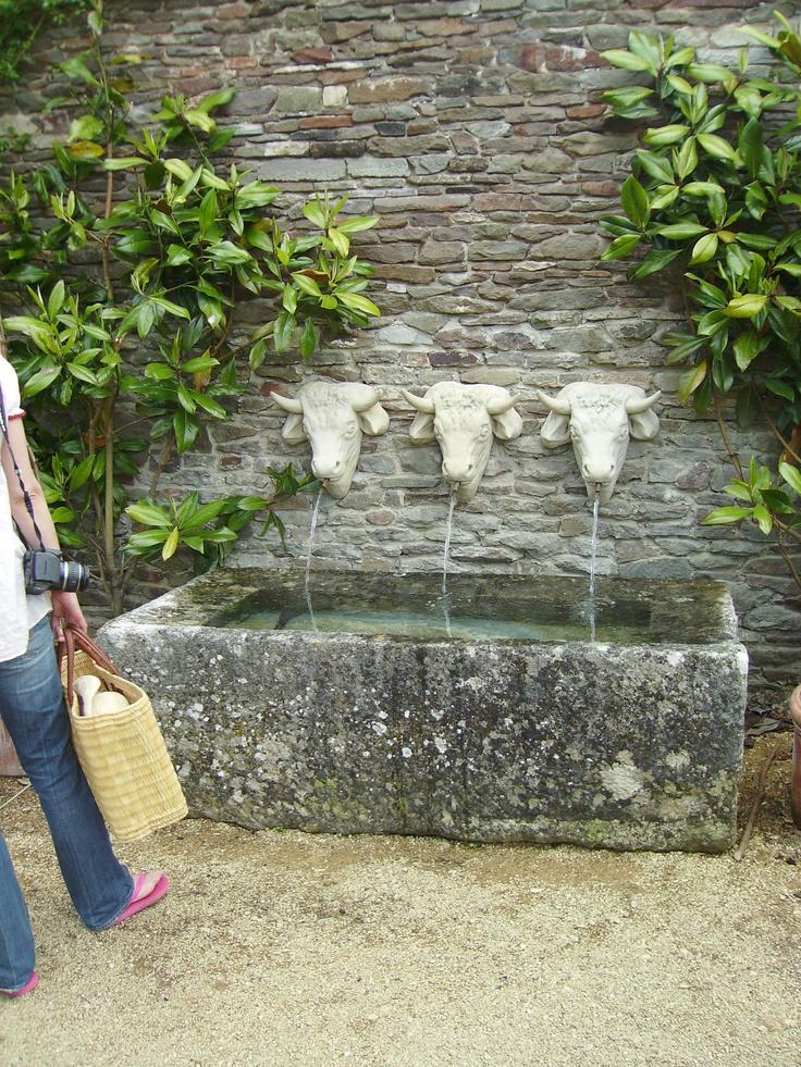 Beautiful Stone water trough