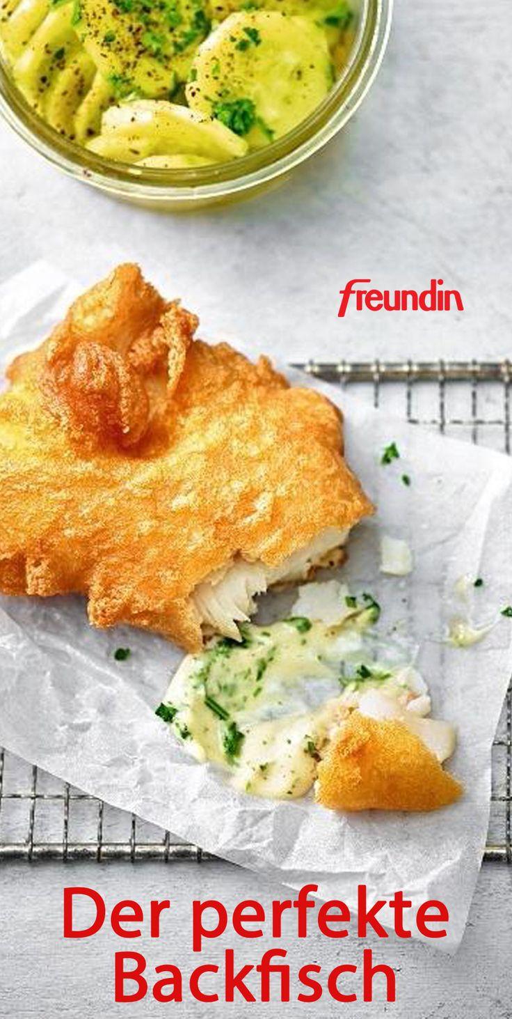 Der perfekte Backfisch