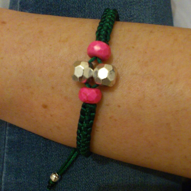 shuuforyou style bisuteria moda fashion jewelry handmade bracelet macramé pulseras