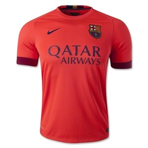 a01bc0b588b 2014 2015 barcelona aaa thailand quality soccer jersey nike home 8