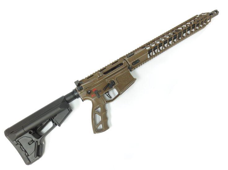 JJFU NOMAD AR-15 SANDMAN