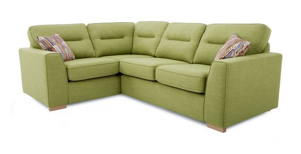 Zest Right Hand Facing 2 Seater Corner Sofa  Revive | DFS