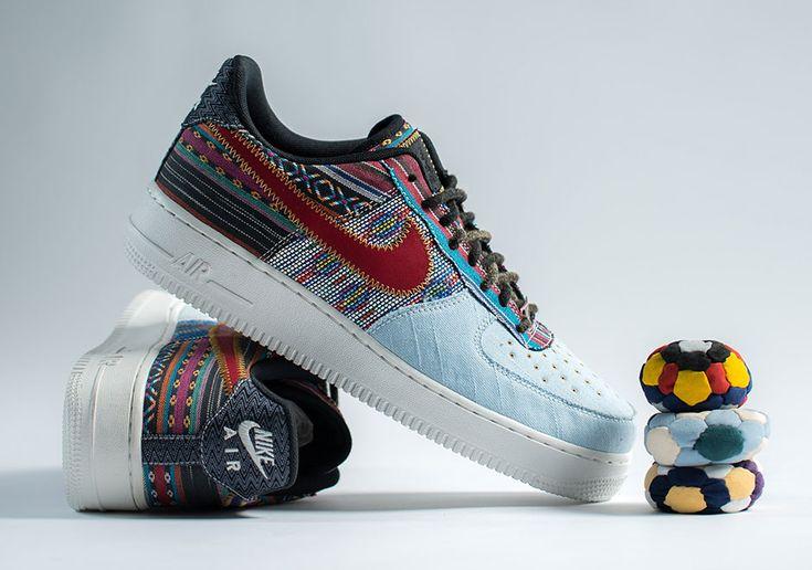 Nike Air Force 1 Low Multi Print 823511-401   SneakerNews.com ...