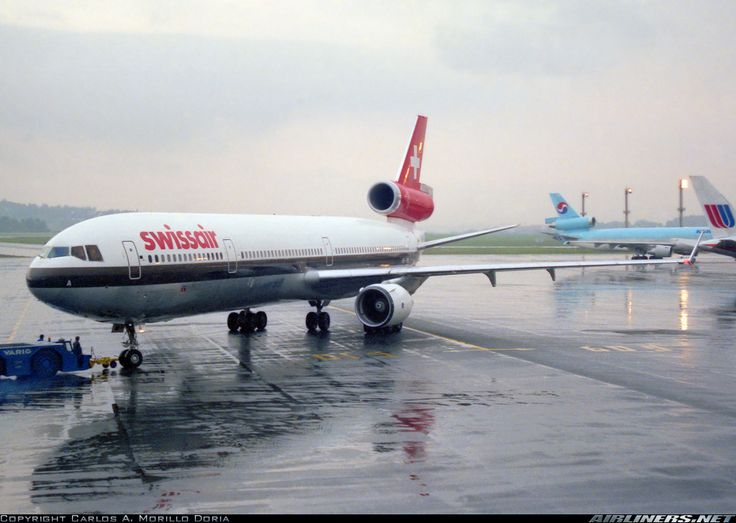 McDonnell Douglas MD-11 - Swissair | Aviation Photo #1302410 | Airliners.net