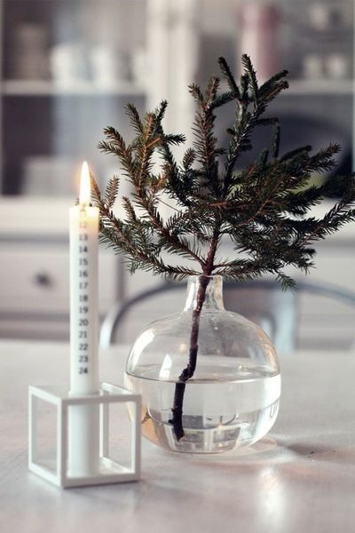 My January Decoration Ideas, When all Christmas is Put Away here http://elenaarsenoglou.com/?p=10294 I will give you some of my easy and small details that can help you add the winter season feeling into your spaces.
