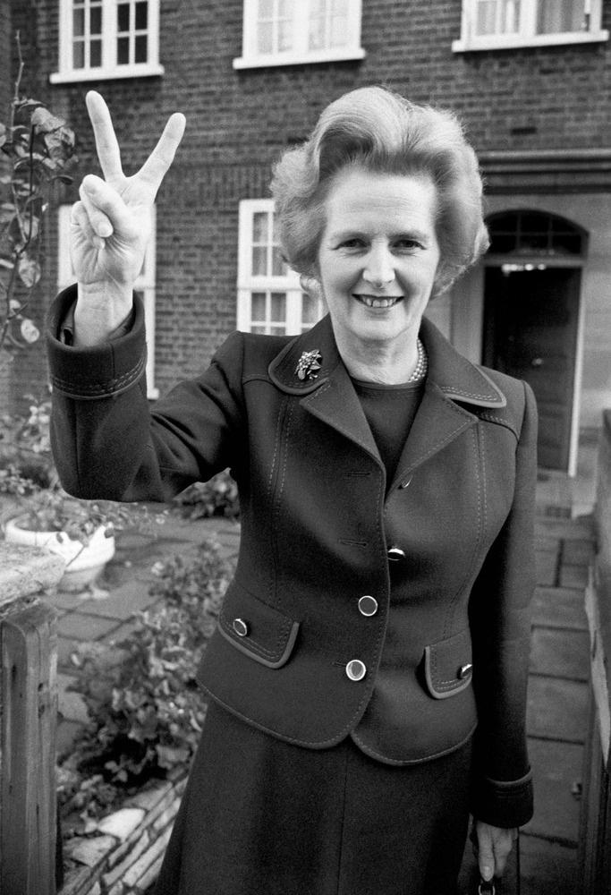 Margaret Thatchers Style