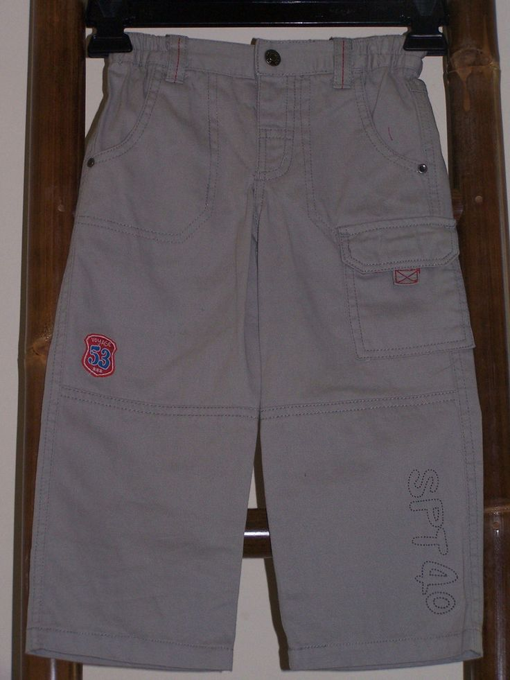 Boys Trousers Sprout Size 2