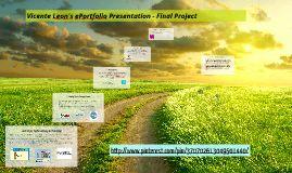 Proyecto Final por Vicente León