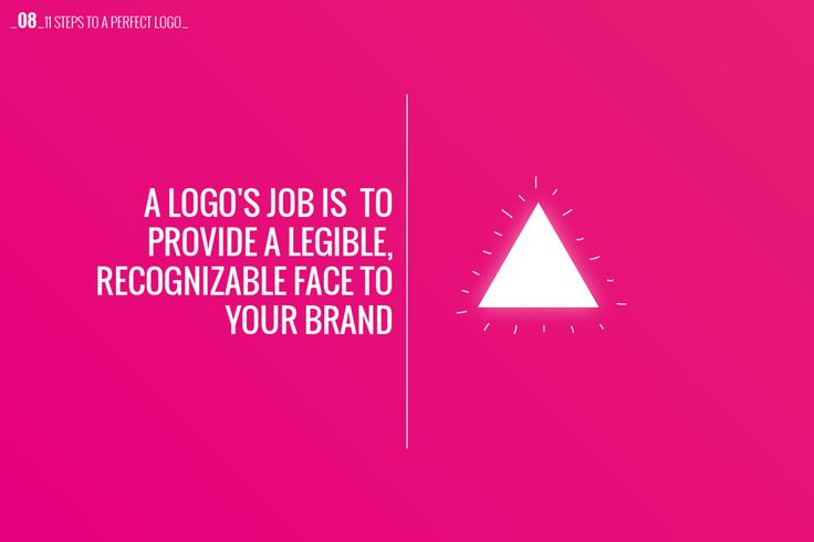4 essential rules of effective logo design