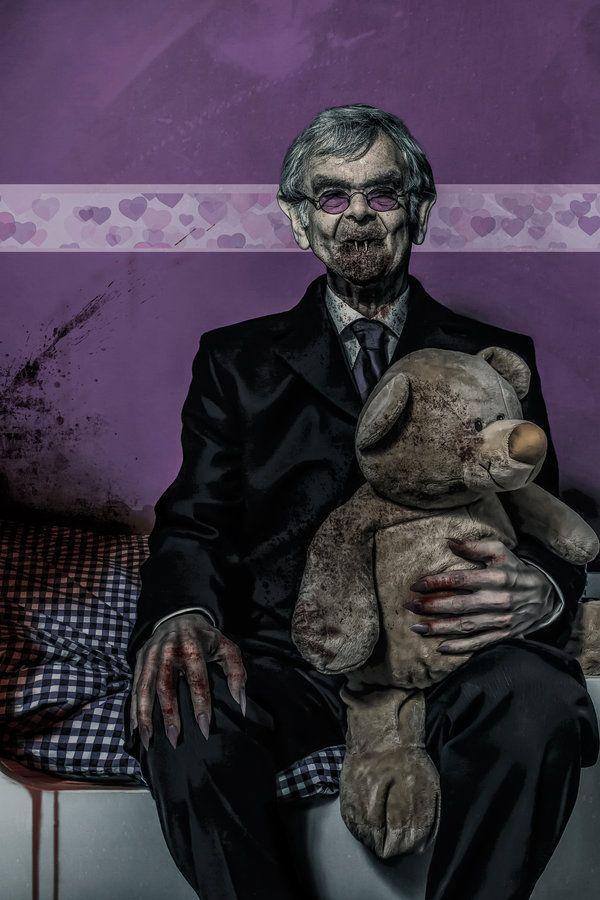 Vampire: The Masquerade - Tzimisce by Z-GrimV on deviantART