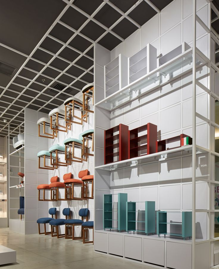 Nichetto Studio Zaozuo Store Beijing Designboom 02