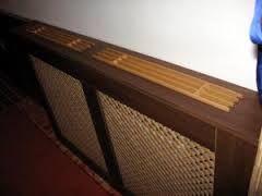 Výsledek obrázku pro dřevěné kryty na topení