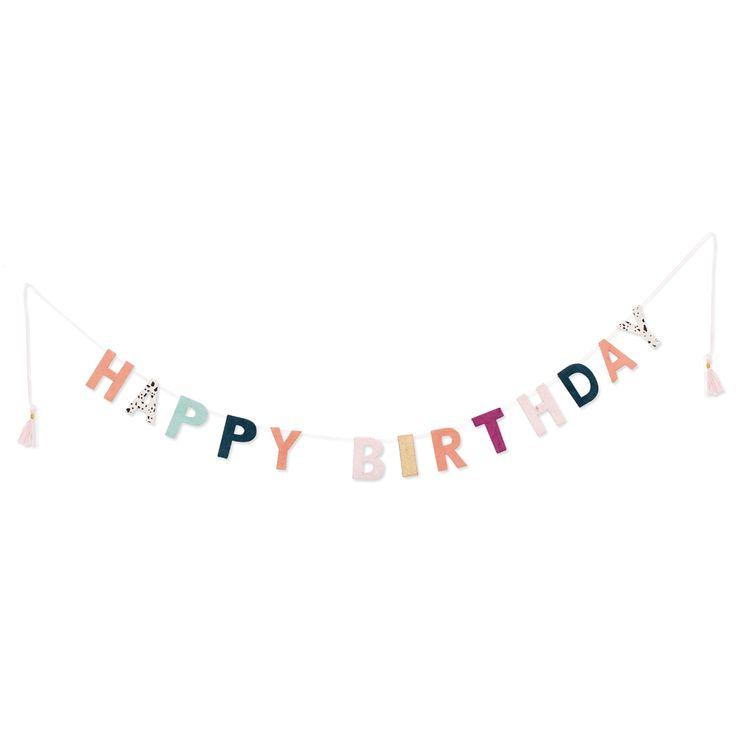 Slinger Happy Birthday uit Nepal