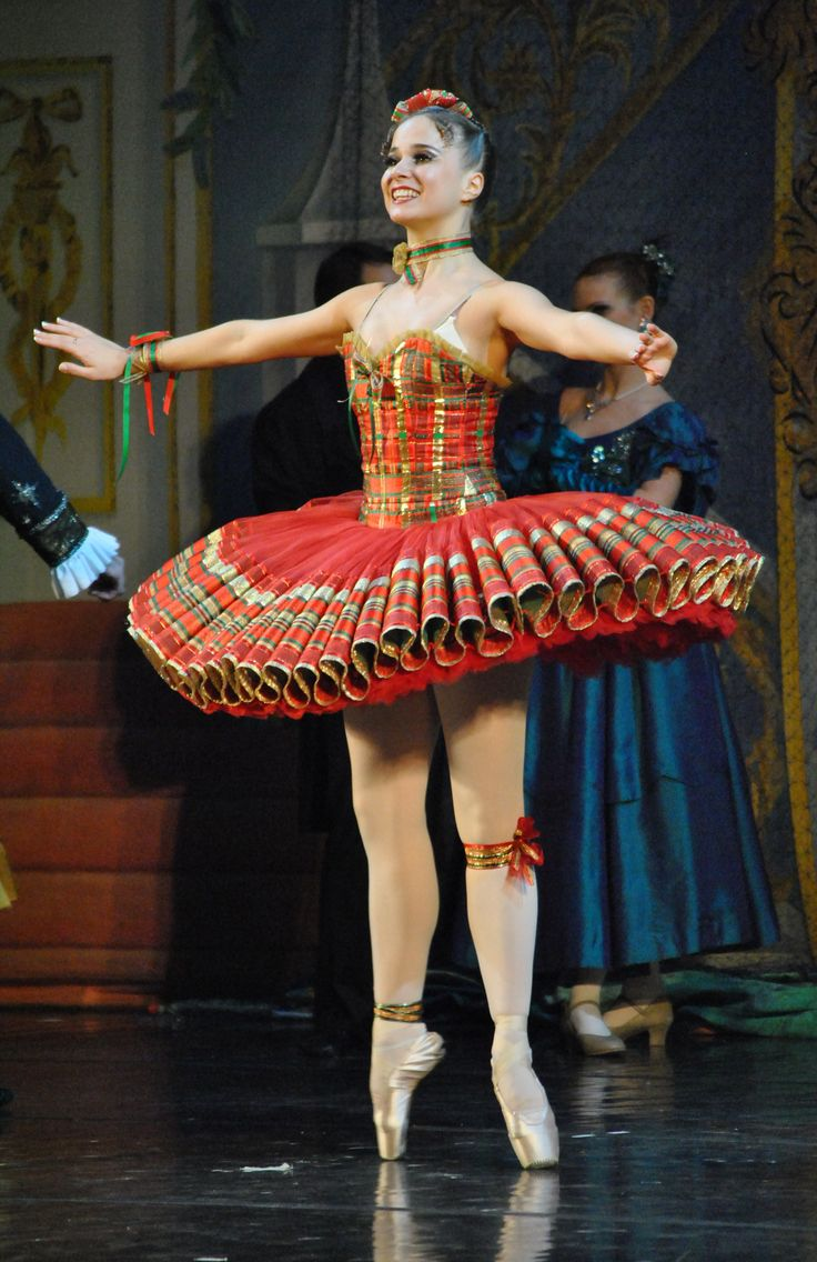 Kissy Doll in Moscow Ballet's Great Russian Nutcracker
