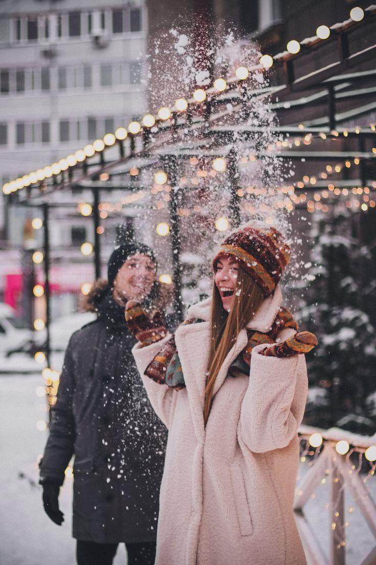 обыденные идеи для фото зимой элементом вдохновения