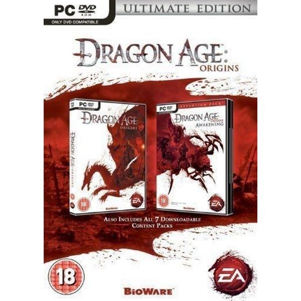 Dragon Age: Origins - Ultimate Edition [Mac/PC]