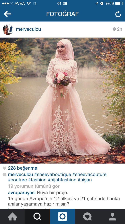 Mejores 39 imágenes de Like en Pinterest | Moda musulmana, Caftán y ...