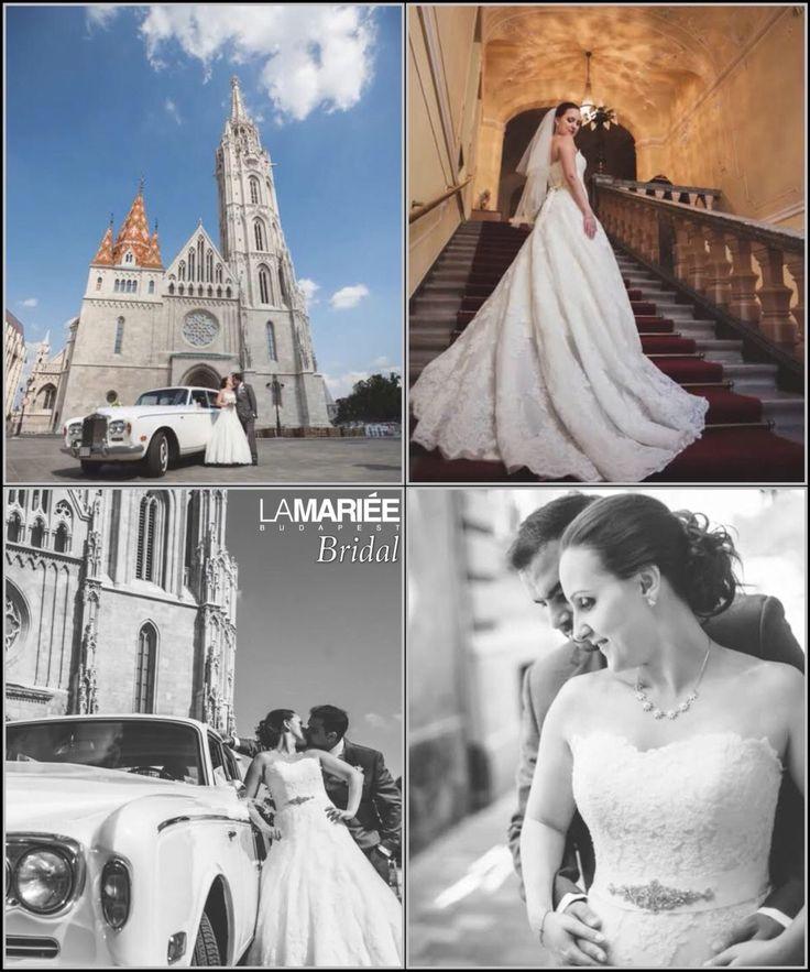 Uceda esküvői ruha - Pronovias kollekció - Alice menyasszonyunk - La Mariée Budapest http://mobile.lamariee.hu/eskuvoi-ruha/pronovias-od/uceda