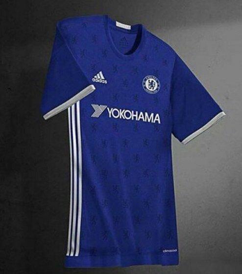 Camisas do Chelsea para 2016/7??