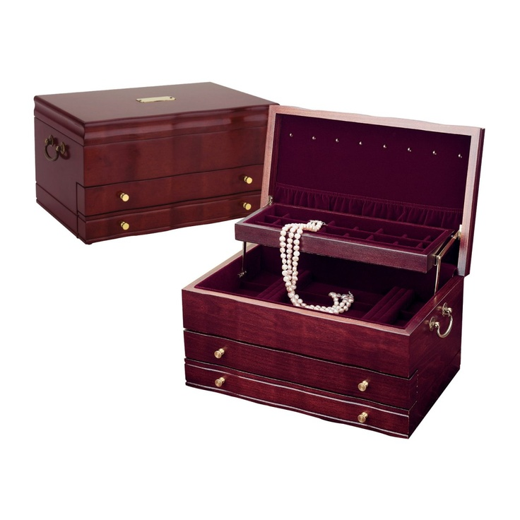 66 Best Jewelry Boxes For Women Images On Pinterest