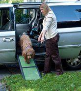Short Pet Ramp for Truck or Car