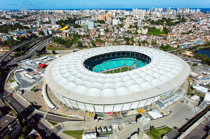 Arena Fonte Nova, Salvador-BA (Photo by José Carlos Almeida)