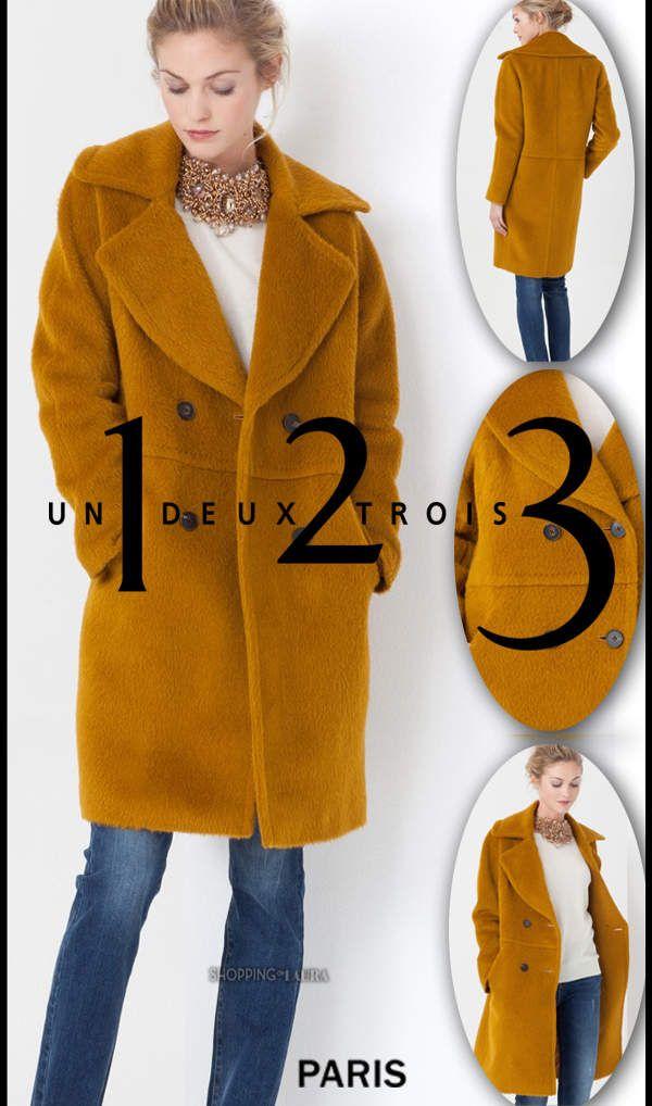 manteau femme bien chaud,4 manteaux bien chauds avec fausse fourrure pour  adoucir votre hiver 479e99a65531