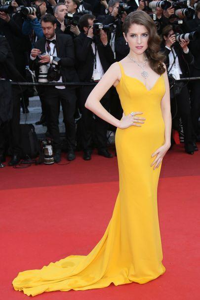 Red Carpet Dressing: Yellow Dresses Trend | British Vogue