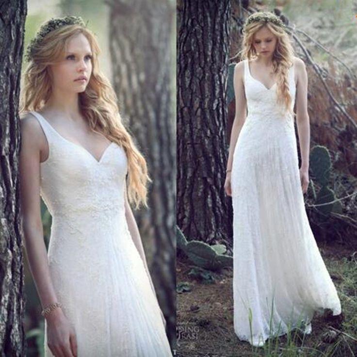 idées sur le thème Robes De Mariée Dété sur Pinterest  Robes de ...