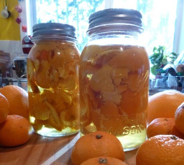 Ne les jetez plus ! 16 idées recyclages pour vos pelures d'oranges - Astuces de grand mère