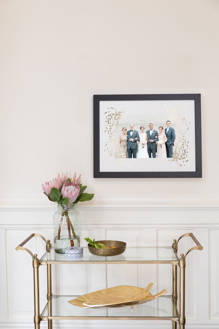 How to Decorate with Instagram Photos | Architectural Digest