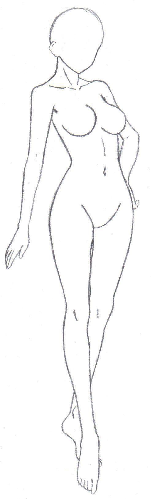 Body Frame 2 by Beta-Type-Jakuri.deviantart.com on @deviantART