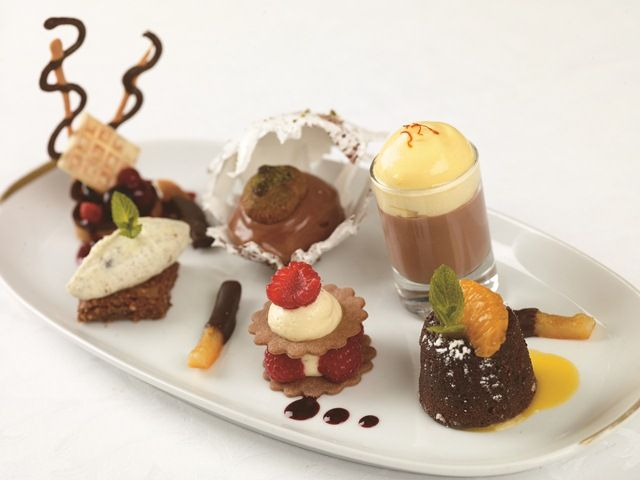 Our selection of chocolate treats