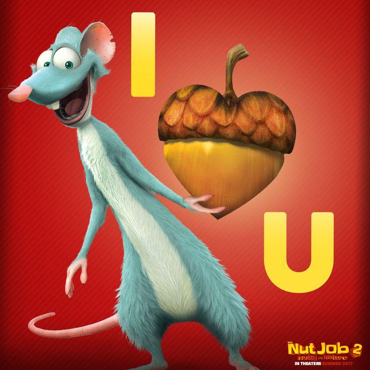 It is an image of Versatile Nut Job Squirrel