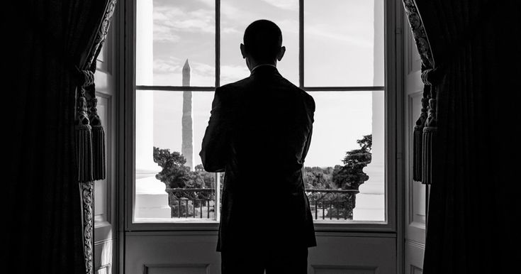 Photograph by Dan Winters for New York Magazine. President Barack Obama, photographed at the White House on August 25, 2016.