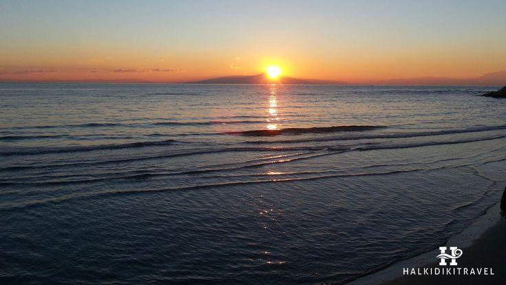 #Sani #beach in #Halkidiki. Visit www.halkidikitravel.com for more info. #HalkidikiTravel #travel #Greece