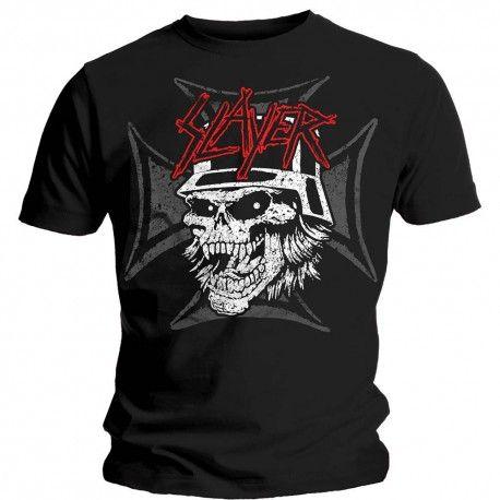 Tricou Slayer: Graphic Skull