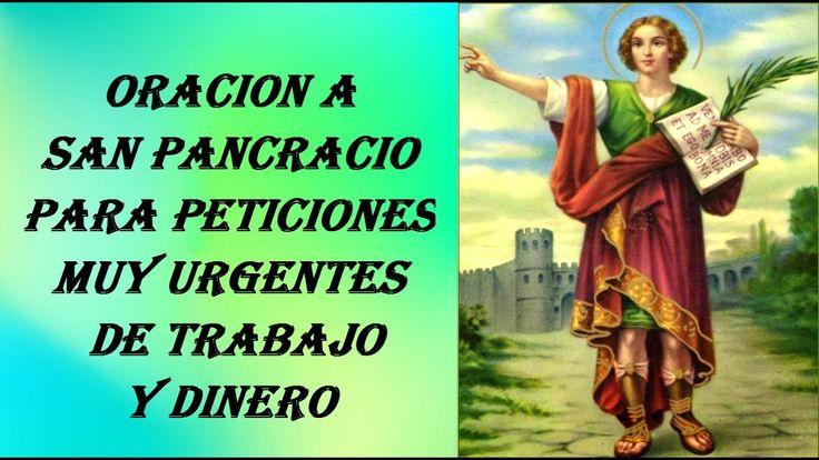 Image result for san pancracio oracion