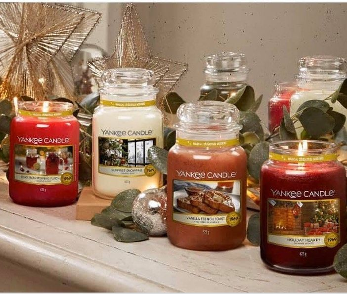 Yankee Christmas Candles 2020 Yankee Candle Christmas 2020 nel 2020
