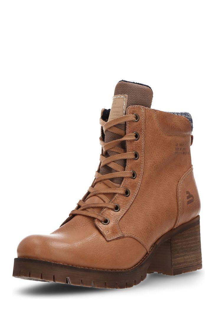 Bullboxer Boots, Leder, Absatz 6,5 cm, braun Jetzt bestellen unter: https://mode.ladendirekt.de/damen/schuhe/boots/sonstige-boots/?uid=4a1ad2bd-053e-5fbc-8a62-ed2e8024a277&utm_source=pinterest&utm_medium=pin&utm_campaign=boards #boots #sonstigeboots #schuhe #bekleidung Bild Quelle: brands4friends.de